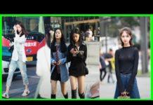 Xem #949  thời trang cực chất của giới trẻ Trung Quốc | Street Style In China  ▶️ phần 14