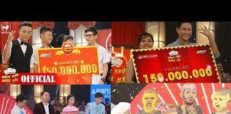 Xem Bốn thí sinh thắng giải 150 triệu Thách thức danh hài, ai xứng đáng nhất?