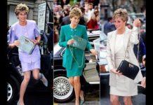 Xem Công nương Diana Biểu tượng thời trang sống mãi với thời gian