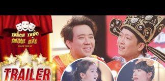 Xem Thách thức danh hài 4 trailer tập 11:Trấn Thành, Trường Giang rối với loạt thí sinh nói 1 trả lời 10
