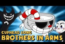 Xem CUPHEAD SONG (BROTHERS IN ARMS) LYRIC VIDEO – DAGames