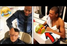 Video Famous Football Players Getting PRANKED!
