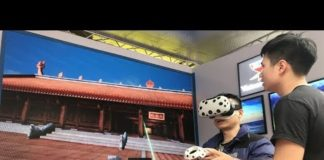 """Ấn tượng công nghệ du lịch """"ảo"""" tại VITM 2019"""