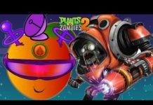 ✔️Quả Đào Công Nghệ Tiêu Diệt Robot Zombie Kỉ Lục 2tr6 | Plants Vs Zombies 2 | Hoa Quả Nổi Giận 2