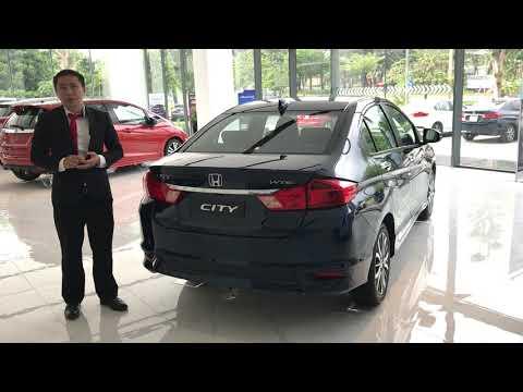 Xem Khuyến Mãi Giá Xe Honda City 1.5G CVT 2019. Mua Trả Góp 140Tr Lăn Bánh Ra Biển Tại HCM