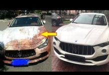 Xem Bị hỏi mượn xe hơi quá nhiều, thanh niên cao tay sơn lại xe khiến bạn bè ni'n lặng