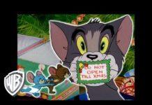 Xem Tom & Jerry | Home for Christmas | Classic Cartoon Compilation | WB Kids