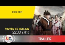Xem Phim Hay   TRUYỀN KỲ HUR JUN   Phim Cổ Trang Hàn Quốc   LI1 TV