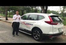 Xem Khuyến Mãi Giá Xe Honda CR-V 1.5L Turbo 2019 Nhập Thái. Mua Trả Góp 320Tr Lăn Bánh Ra Biển Tại HCM