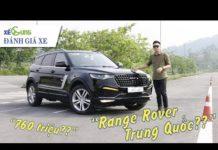 Xem Đánh giá Zotye Z8: xe Trung Quốc đòi chấp hết xe Nhật, Mỹ, Hàn??