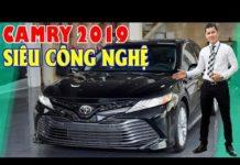 Toyota Camry 2019 Trang Bị Công Nghệ Tối Tân| Thế Sơn Toyota