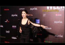 Xem Trang Trần lại quậy tưng, chiếm sóng thảm đỏ show thời trang Chung Thanh Phong