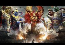 Xem Địch Nhân Kiệt : Tứ Đại Thiên Vương | Phim hành động võ thuật hay