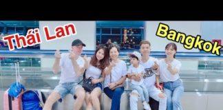 Du lịch Thái Lan – Nhà mình đã làm gì ở Bangkok? Hotel, ăn uống – MAY BELLA Vlog 84