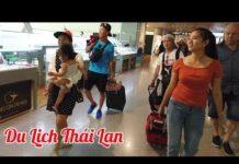 Du lịch Thái Lan tự túc|Hành trình từ sân bay Tân Sơn Nhất đến Bangkok