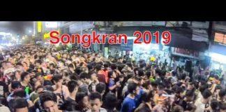 LIVE Lễ Té Nước Đón Năm Mới Songkran 2019   DU LICH THÁI LAN