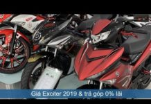 Xem Hỏi giá & tư vấn trả góp 0% cho xe Exciter 2019 từ nhân viên công ty