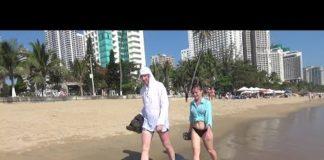 Phần 4 l Du lịch Nha Trang l Ăn sáng tại khách sạn V Hotel l Đi dạo ngắm biển