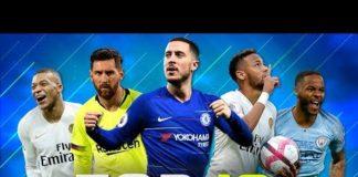 Video Top 10 Deadly Dribblers In Football 2019
