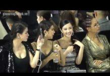 Xem Các sao làm gì khi xem show thời trang Vietnam Fashion Week?