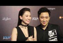 Xem Trấn Thành ngơ ngác nhìn Hari Won tạo dáng tại thời trang quốc tế