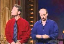 View Funniest Thing EVER on Whose Line Is It Anyway