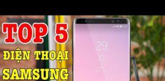 Xem Top 5 điện thoại Samsung GIÁ HỜI NHẤT BÂY GIỜ