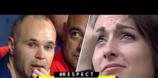 Video Top 15 Emotional Farewells In Football ● LEGENDS Saying Goodbye