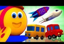 Xem Bob Vận Chuyển Xe Lửa | Học Hỏi Xe | Xe Hơi Cho Trẻ Em | Transport Train | Bob The Train Vietnam