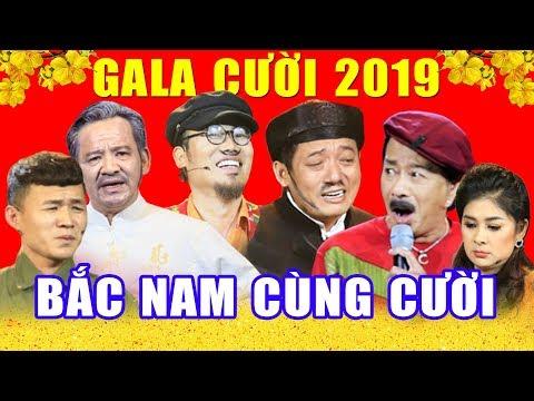 Xem Gala Cười 2019 – Bắc Nam Cùng Cười   Gala Hài Tết Vượng Râu, Chiến Thắng, Bảo Chung