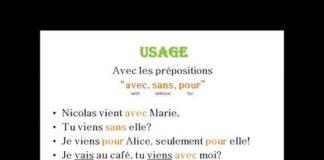 Xem Ngay Tự học tiếng Pháp căn bản  #8 Chia động từ VENIR