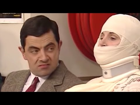 Xem At the Hospital | Funny Episodes | Classic Mr Bean