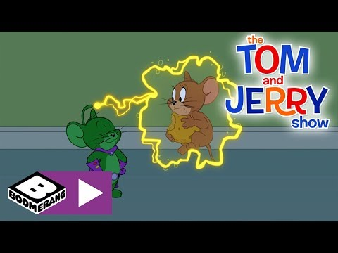 Xem The Tom and Jerry Show | Martian Mice | Boomerang UK 🇬🇧
