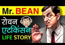 Xem Mr Bean Biography In Hindi   About Rowan Atkinson Life Story   Johnny English Reborn & Dead On Time
