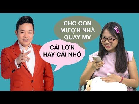 """Xem Chỉ một cuộc điện thoại đã chứng tỏ Quang Lê cưng """"con gái"""" đến thế này"""