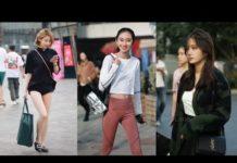 Xem Street Style thời trang đường phố Trung Quốc #11 | China Spring/Summer Street Style 2019