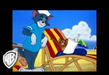 Xem Tom & Jerry | A Seaside Adventure! | Classic Cartoon Compilation | WB Kids