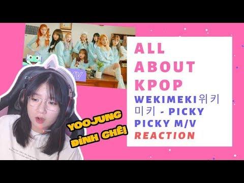 Xem [REACTION] MelTV Dự Đoán Mốt Thời Trang Qua MV Mới Của Weki Meki