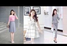 Xem Nữ công sở đẹp ngất ngây với xu hướng thời trang hè 2019