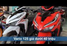 Xem Xem & hỏi giá xe Honda Vario 125cc xe nhập khẩu, giá bất ngờ   Mekong today