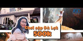 Du lịch Đà Lạt – Khám Phá Đà Lạt Chỉ Với 500k | AGOTourist
