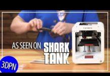 Xem Toybox 3D Printer As Seen On SHARK TANK