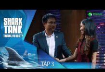 Xem Emwear Và Hoa 7 Ngày Được Đầu Tư Hơn 3 Tỷ Đồng | Shark Tank Việt Nam Tập 3 [Full]