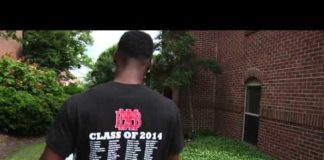 Video Mercer Football Summer Move-In 2014