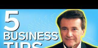Xem Shark Tank's Robert Herjavec's Top 5 Business Tips For Entrepreneurs