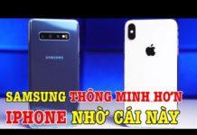 Xem Điện thoại Samsung sẽ thông minh hơn iPhone nhờ cái này