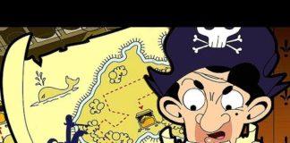 Xem Treasure Hunt Bean | Funny Episodes | Mr Bean Cartoon World