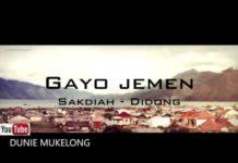 Xem Didong – Sakdiah | Lagu Gayo Jemen