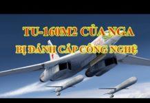 Nga bị đánh cắp công nghệ tối mật của máy bay ném bom Tu-160M2?