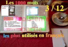 Xem Video Học Tiếng Pháp A1 . Bài 3/12